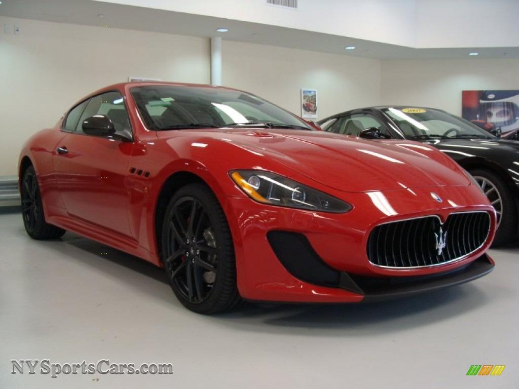 2012 maserati granturismo mc coupe in rosso mondiale red 061923 cars. Black Bedroom Furniture Sets. Home Design Ideas