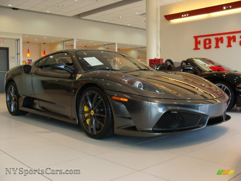 2009 Ferrari F430 Scuderia Coupe In Grigio Silverstone Dark Grey Metallic Photo 28 167104