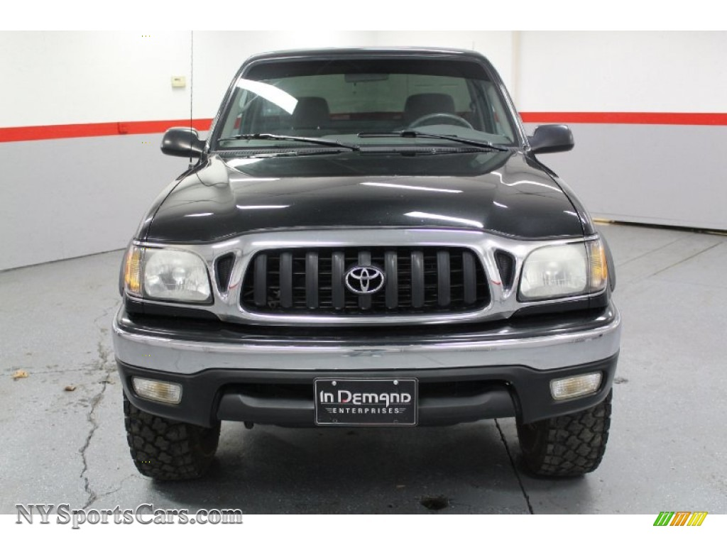 2001 toyota tacoma regular cab 4x4 in black sand pearl photo 8 820936. Black Bedroom Furniture Sets. Home Design Ideas