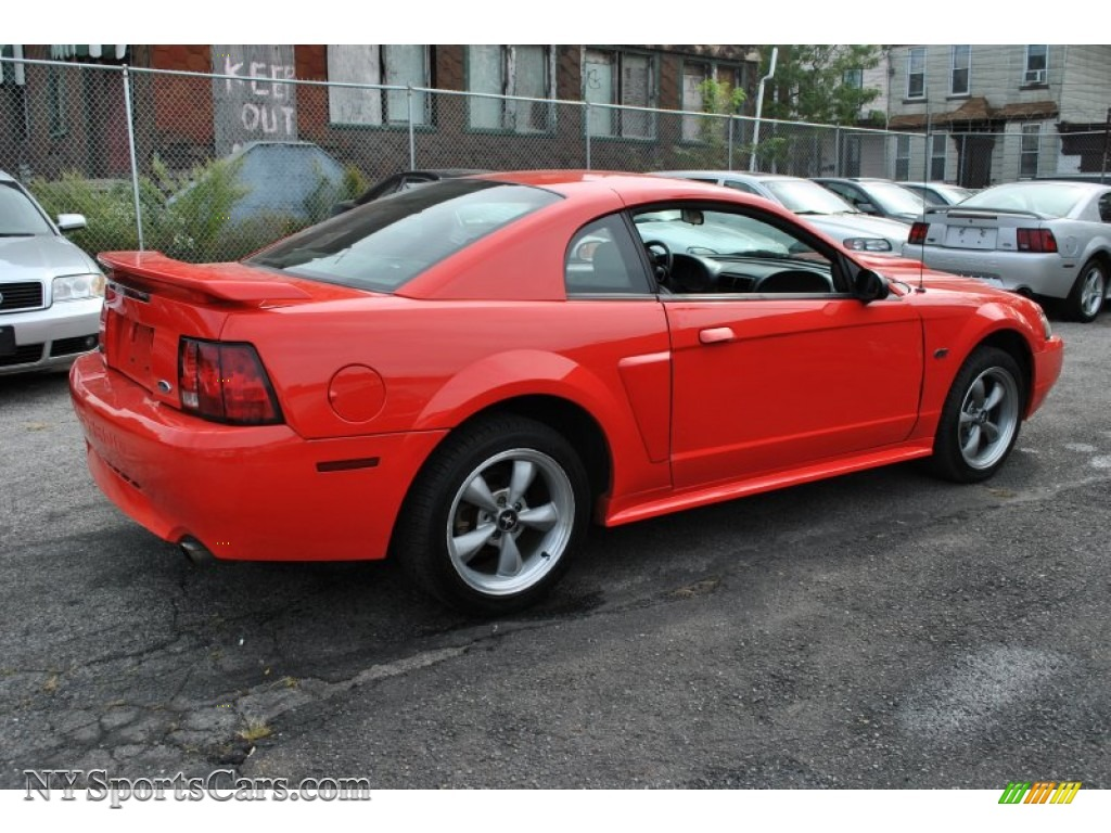 2001 ford mustang gt coupe in performance red photo 2. Black Bedroom Furniture Sets. Home Design Ideas