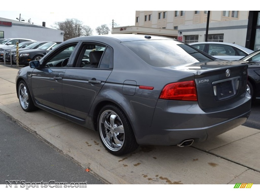 2005 acura tl 3 2 in anthracite metallic photo 3 046505 nysportscars com cars for sale in