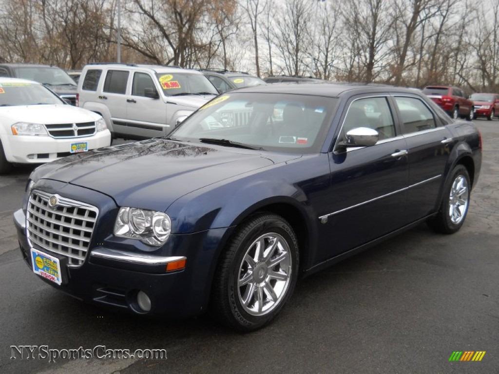 2006 Chrysler 300 C Hemi In Midnight Blue Pearlcoat
