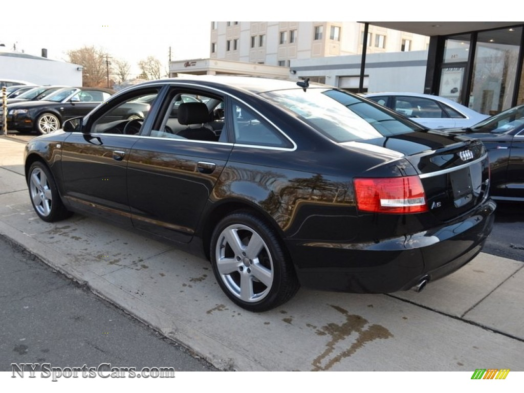 2008 audi a6 3 2 quattro sedan in brilliant black photo 3 177498 cars. Black Bedroom Furniture Sets. Home Design Ideas
