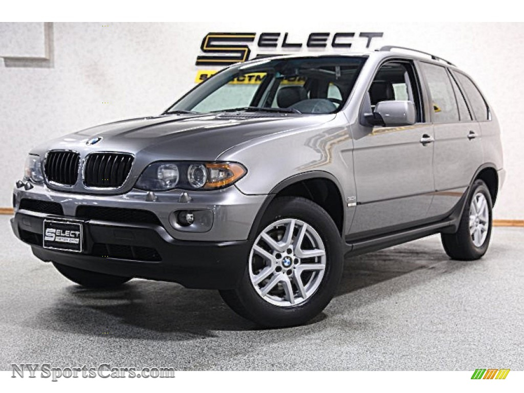 2006 Bmw X5 3 0i In Sterling Grey Metallic Y37580 Nysportscars Com Cars For Sale In New York