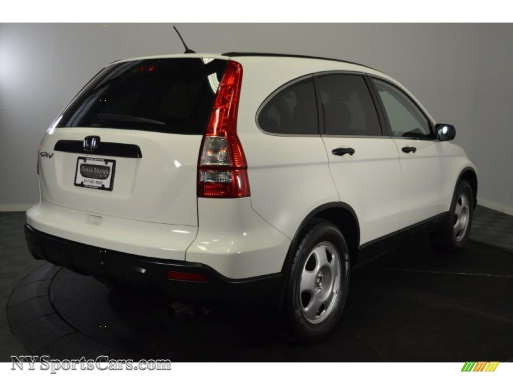 2008 honda cr v lx 4wd in taffeta white photo 5 024811 cars for sale in. Black Bedroom Furniture Sets. Home Design Ideas