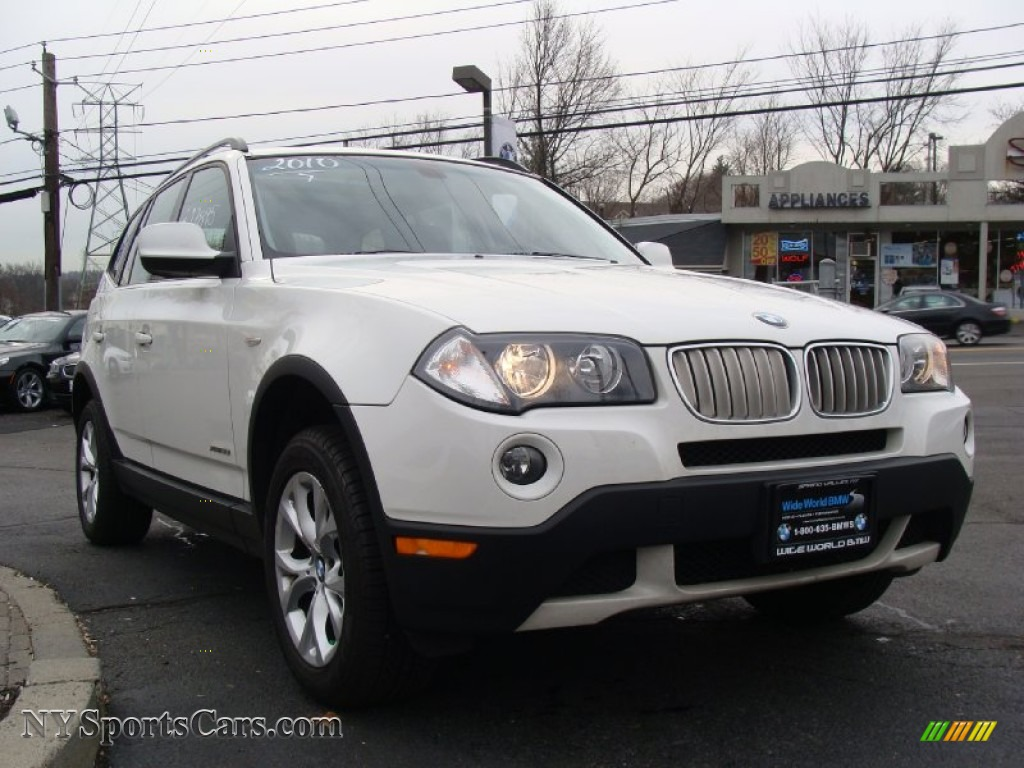 2010 bmw x3 xdrive30i in alpine white photo 3 j32773 cars for sale in. Black Bedroom Furniture Sets. Home Design Ideas