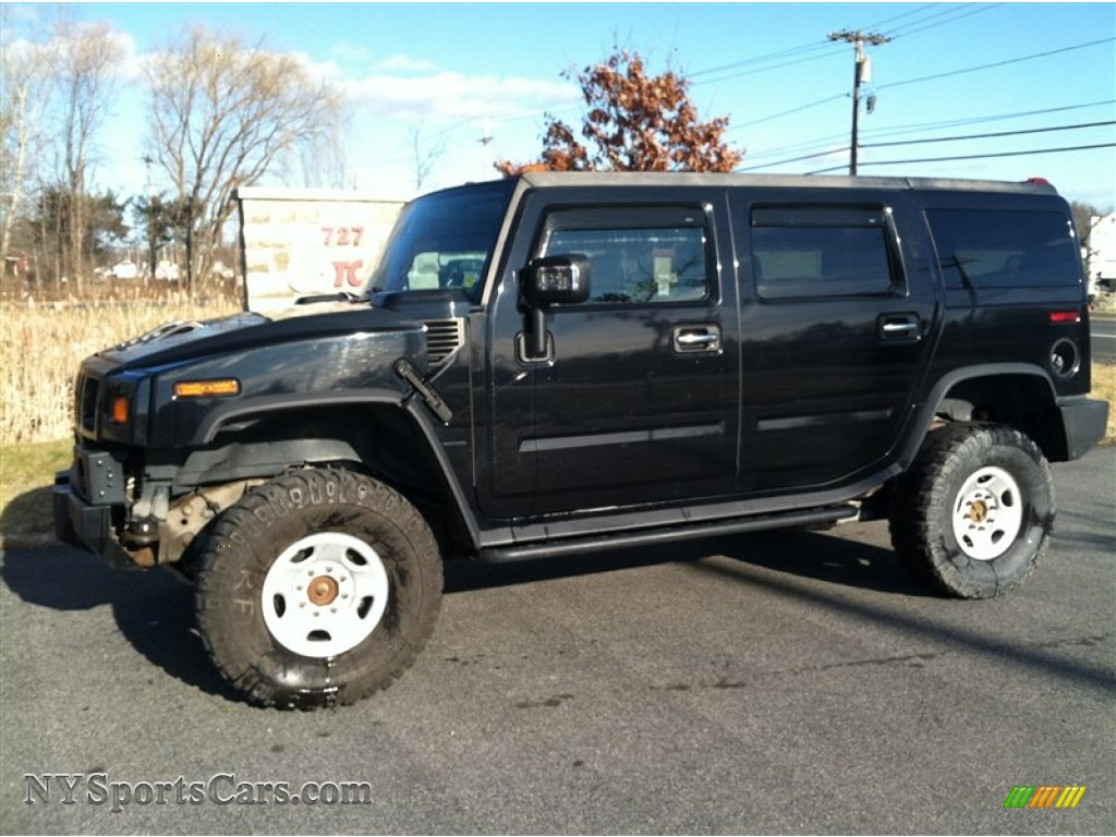 black hummer h2 cars - photo #45