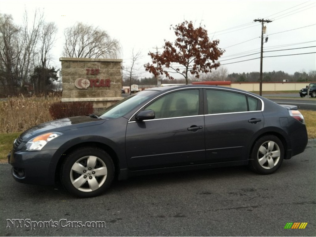 2007 Nissan Altima 2 5 S In Dark Slate Metallic 199259