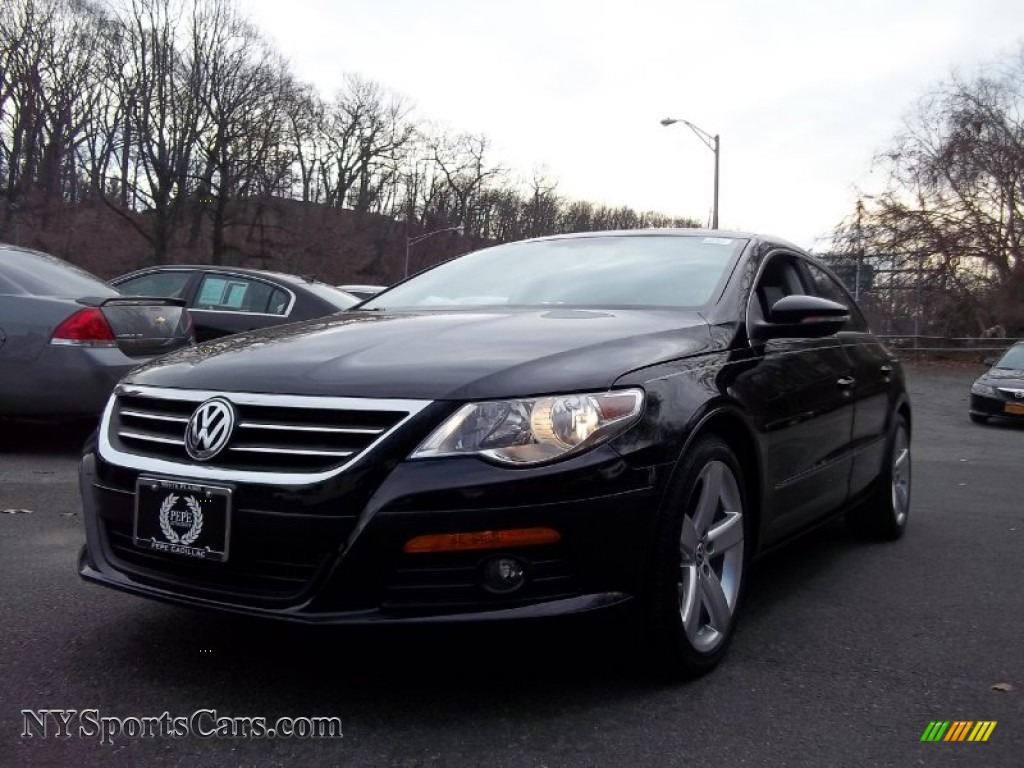 2012 volkswagen cc lux plus in deep black metallic 508804 cars for sale. Black Bedroom Furniture Sets. Home Design Ideas