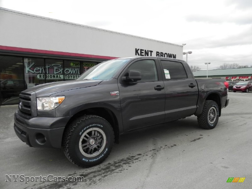 2012 toyota tundra trd rock warrior crewmax 4x4 in magnetic gray metallic photo 15 221344. Black Bedroom Furniture Sets. Home Design Ideas