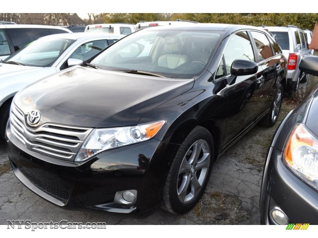 2009 toyota venza v6 awd in black 014505 cars for sale in new york. Black Bedroom Furniture Sets. Home Design Ideas