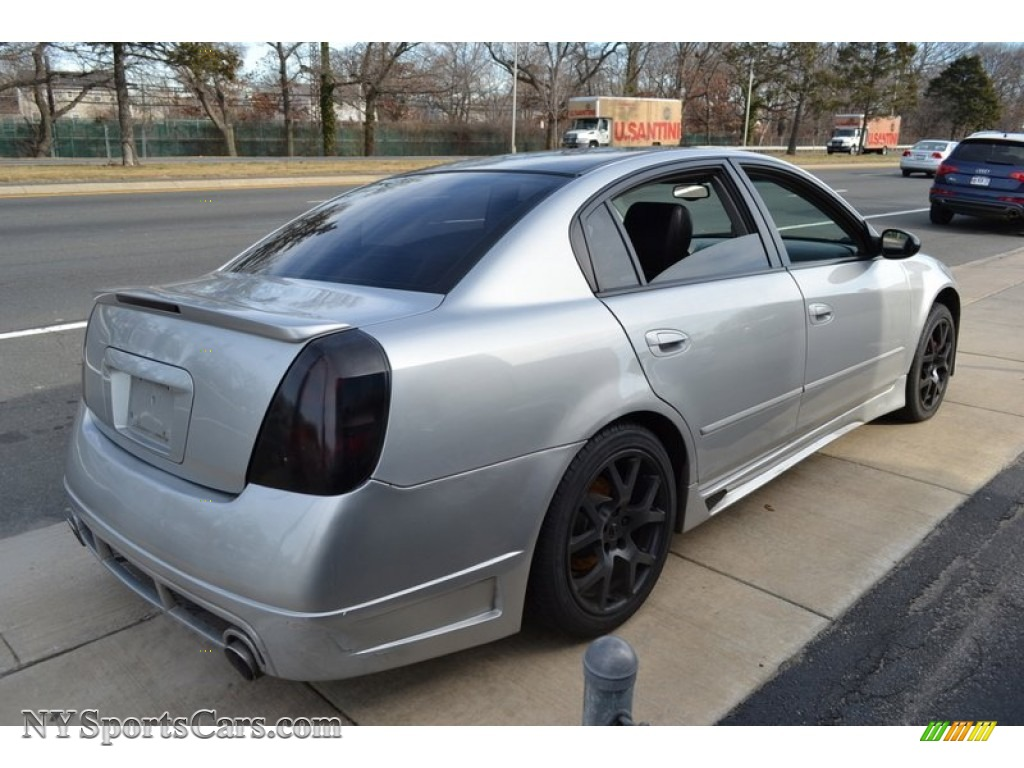 2005 nissan altima 3 5 se r in sheer silver metallic photo 5 248614 cars. Black Bedroom Furniture Sets. Home Design Ideas