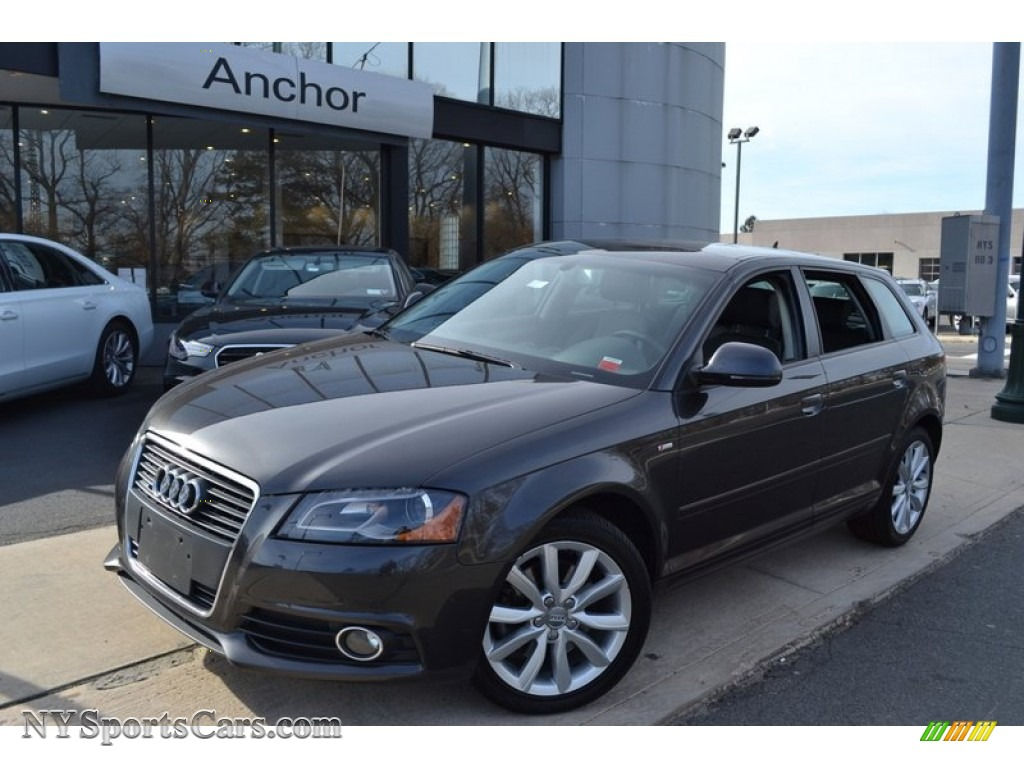 2009 Audi A3 2 0t Quattro In Lava Grey Pearl Effect