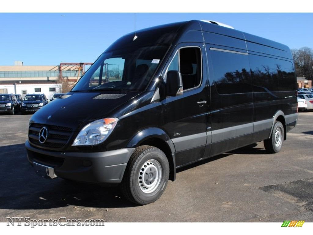 2012 mercedes benz sprinter 2500 high roof passenger van for Mercedes benz 2500