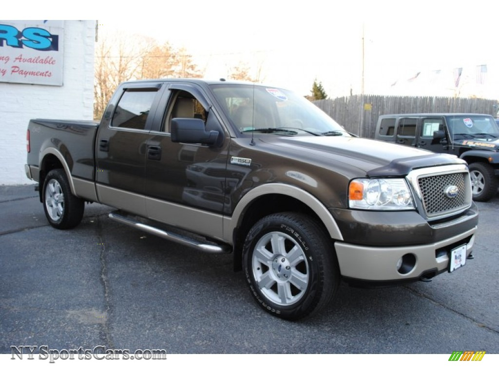 2008 ford f150 lariat supercrew 4x4 in stone green. Black Bedroom Furniture Sets. Home Design Ideas