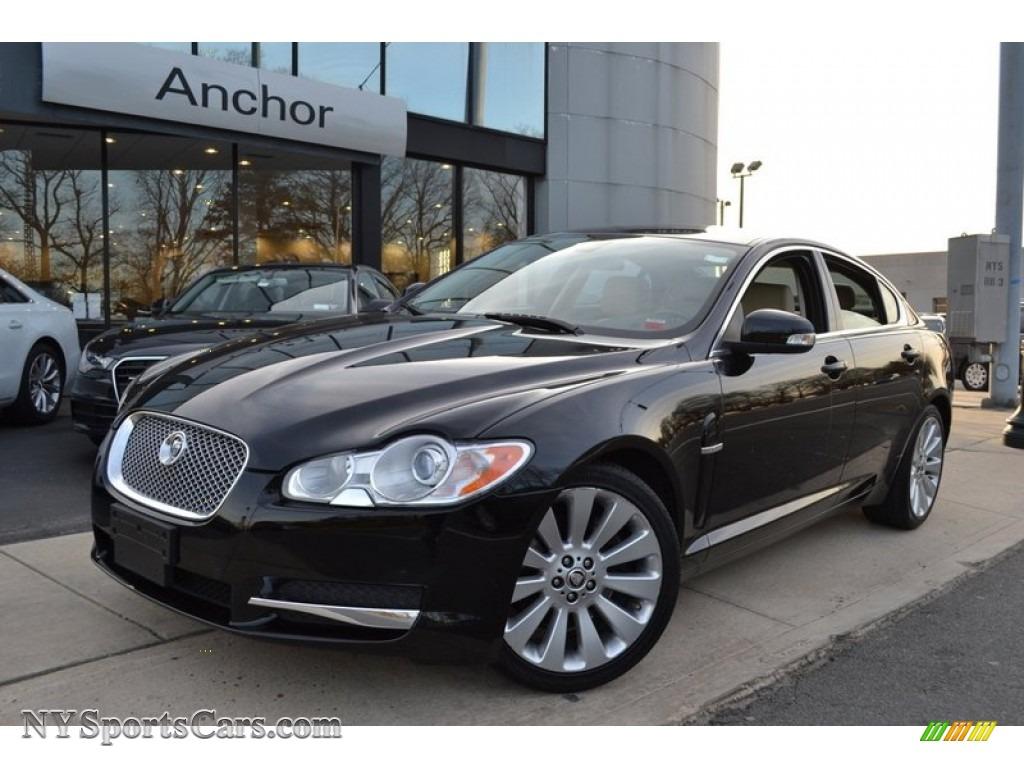 2009 Jaguar Xf Luxury In Ebony Black R17855