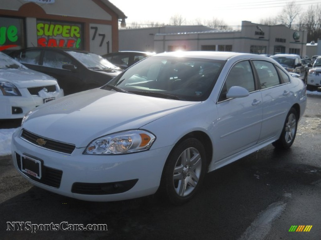 2011 chevrolet impala lt in summit white 292286 cars for sale in new york. Black Bedroom Furniture Sets. Home Design Ideas