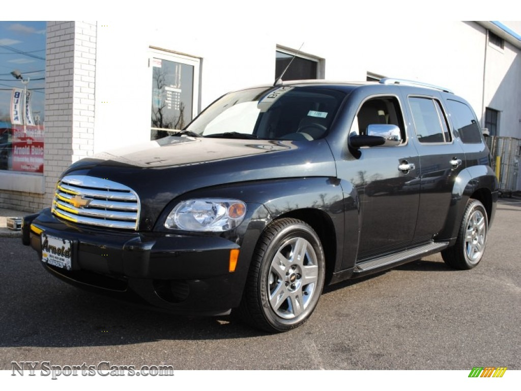 2011 Chevrolet Hhr Lt In Black Granite Metallic 657478