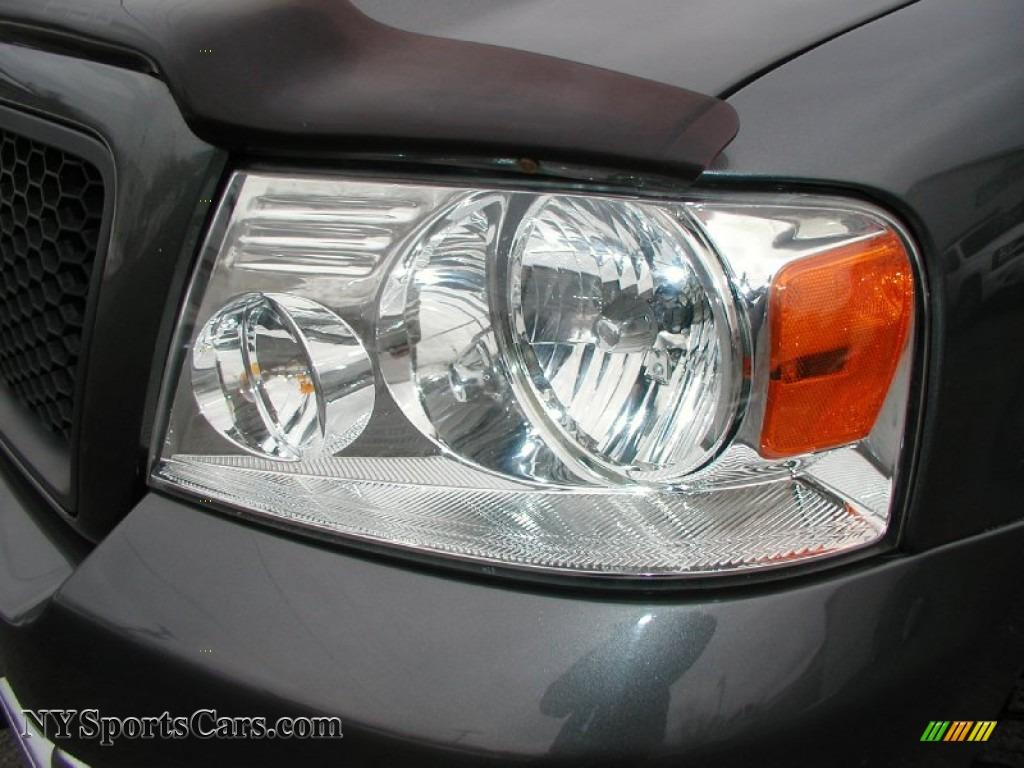 2004 Ford F150 Xlt Supercrew 4x4 In Dark Shadow Grey Metallic Photo F 150 Flint 33