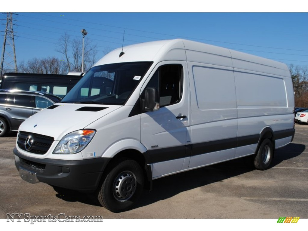2012 mercedes benz sprinter 3500 high roof extended cargo for Mercedes benz cargo van for sale