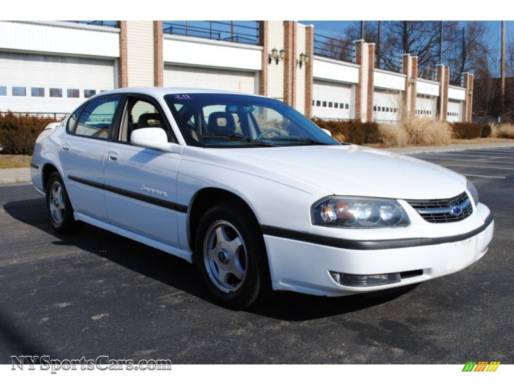 2000 chevrolet impala ls in bright white photo 7 253400 cars for sale in. Black Bedroom Furniture Sets. Home Design Ideas