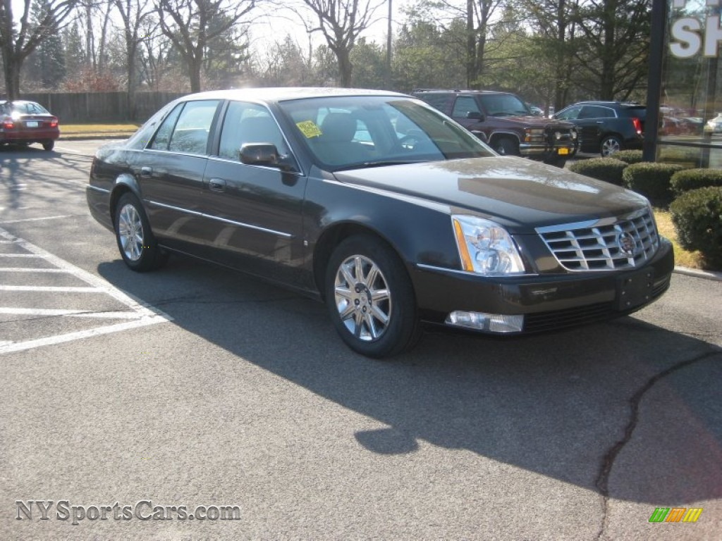 2009 cadillac dts in double espresso 121240. Black Bedroom Furniture Sets. Home Design Ideas