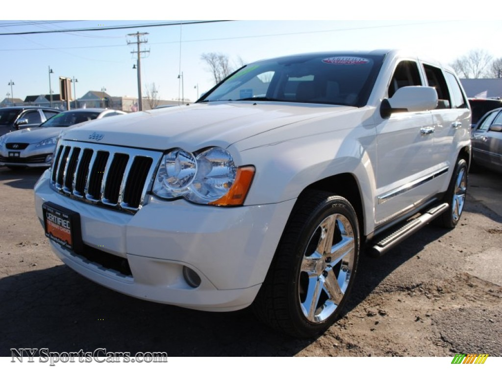 2010 Jeep Grand Cherokee Limited 4x4 In Stone White
