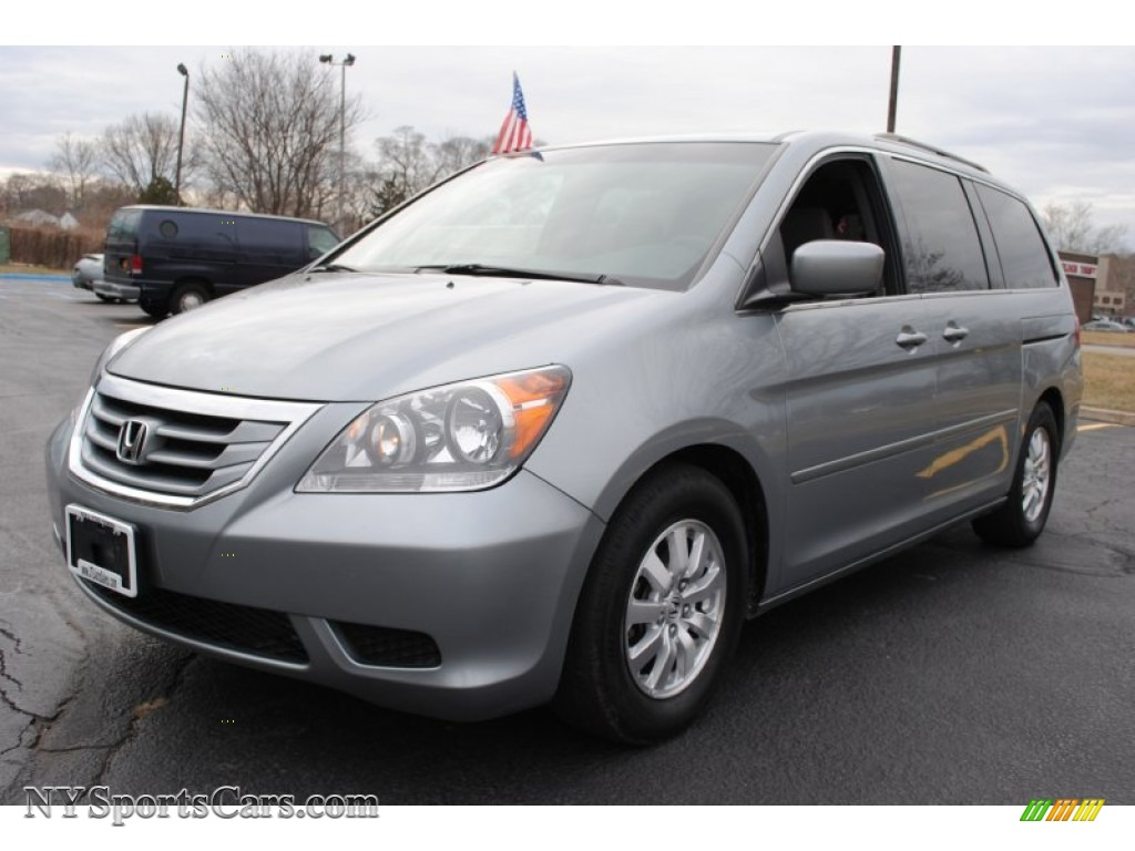 2009 honda odyssey ex in silver pearl metallic photo 11 036249 cars for. Black Bedroom Furniture Sets. Home Design Ideas