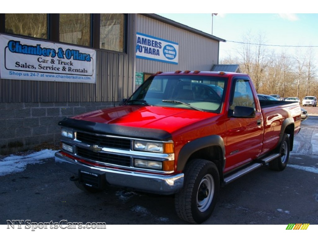 2002 Chevy 2500 4x4 For Sale In Danville Ky | Autos Post