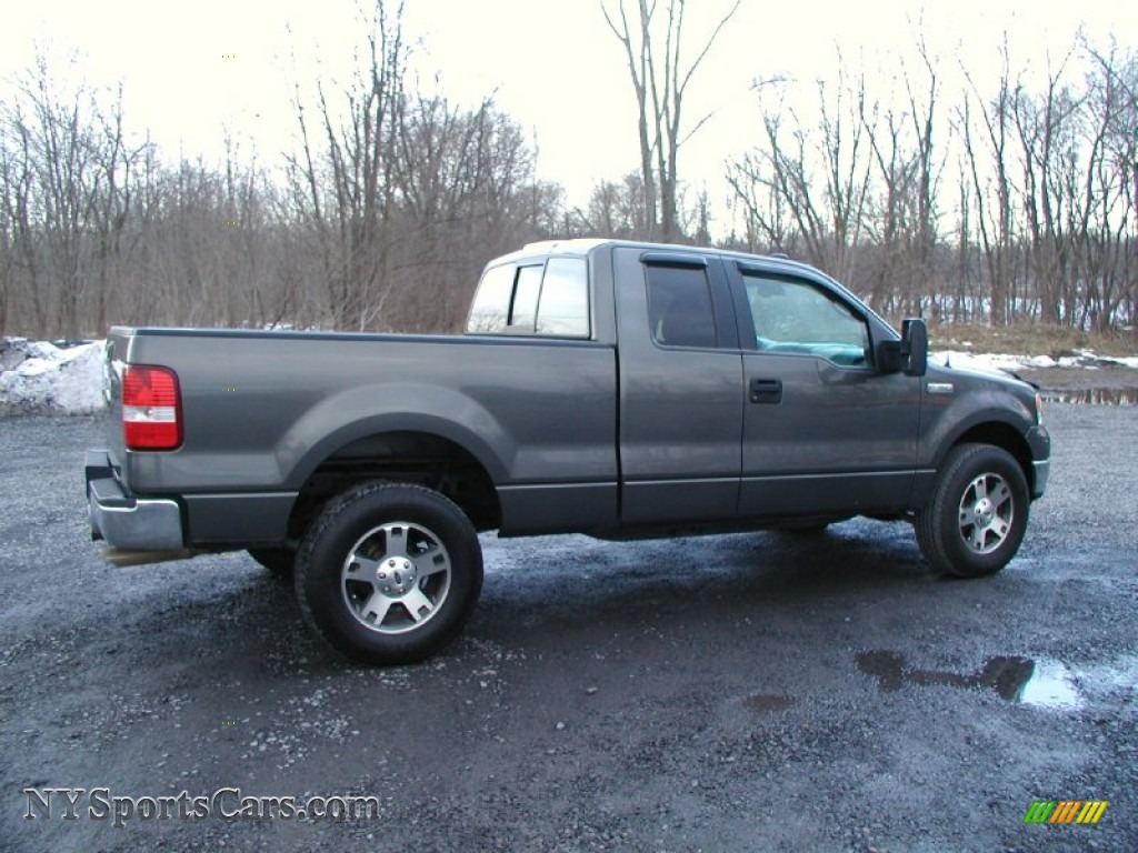 2005 ford f150 xlt supercab 4x4 in dark shadow grey. Black Bedroom Furniture Sets. Home Design Ideas