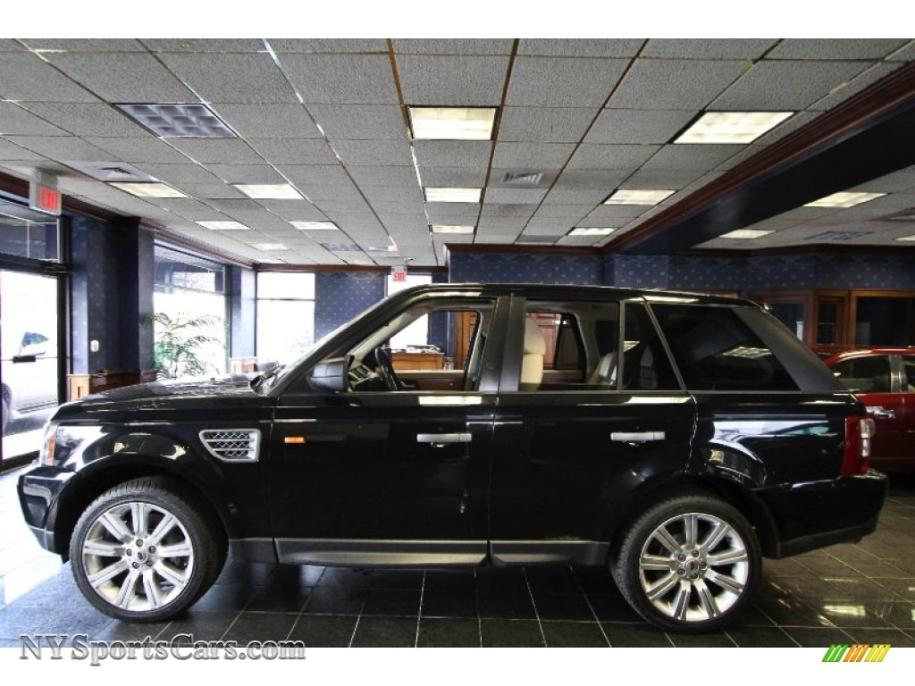 2008 land rover range rover sport supercharged in santorini black photo 4 144837. Black Bedroom Furniture Sets. Home Design Ideas