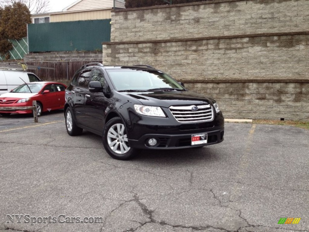 2009 subaru tribeca limited 5 passenger in obsidian black pearl obsidian black pearl desert beige subaru tribeca limited 5 passenger vanachro Image collections