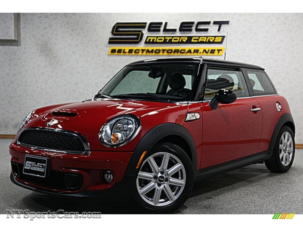 2011 mini cooper s hardtop in chili red photo 4 y23685 cars for sale in. Black Bedroom Furniture Sets. Home Design Ideas