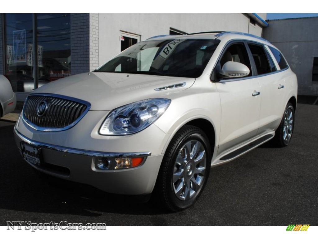 2012 buick enclave awd in white diamond tricoat 153046 cars for sale in. Black Bedroom Furniture Sets. Home Design Ideas