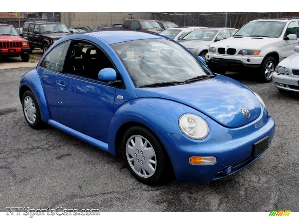 2012 Ford Explorer Sport 1999 Volkswagen New Beetle GLS TDI Coupe in Bright Blue ...