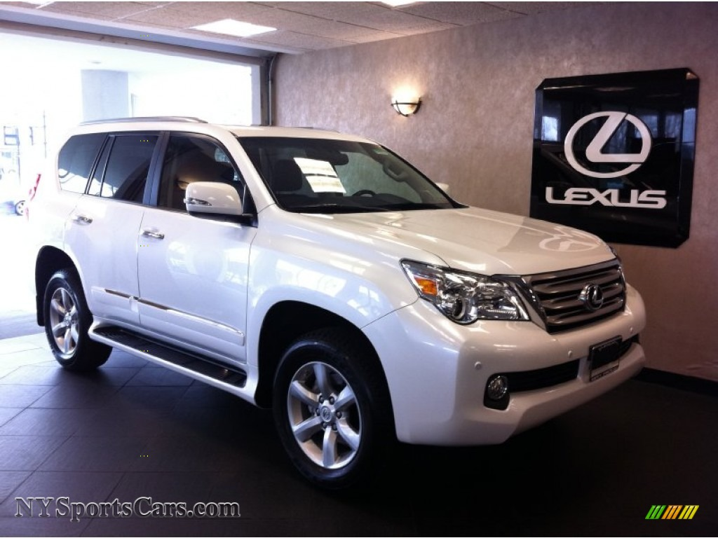 2012 lexus gx 460 in starfire white pearl 037273 cars for sale in new york. Black Bedroom Furniture Sets. Home Design Ideas