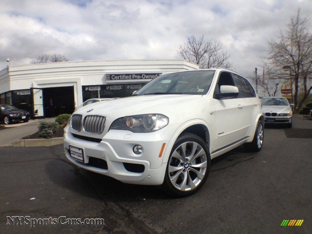2009 bmw x5 xdrive48i in alpine white 309149 cars for sale in new york. Black Bedroom Furniture Sets. Home Design Ideas
