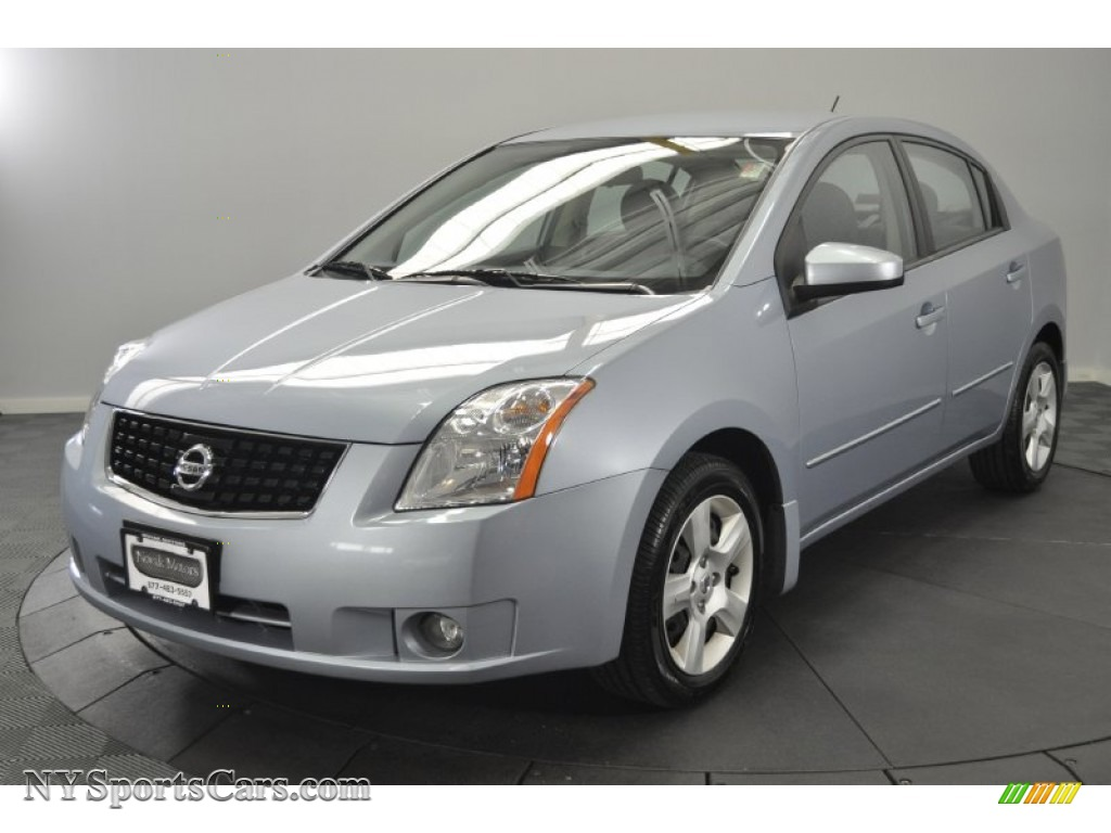2009 nissan sentra 2 0 s in arctic blue photo 28 621084 cars for sale in. Black Bedroom Furniture Sets. Home Design Ideas