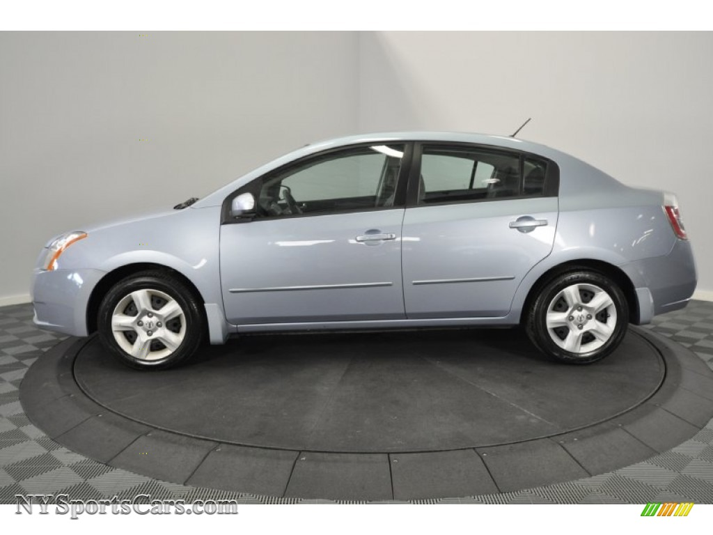2009 Nissan Sentra 2 0 S In Arctic Blue Photo 2 621084