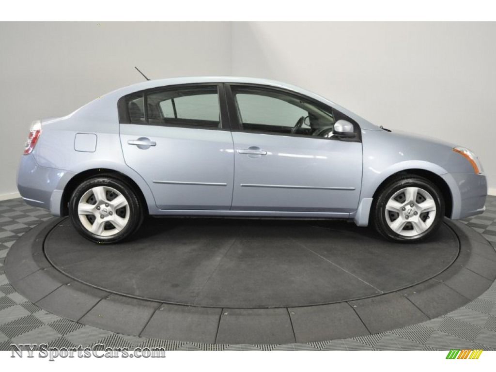 2009 Nissan Sentra 2 0 S In Arctic Blue Photo 6 621084