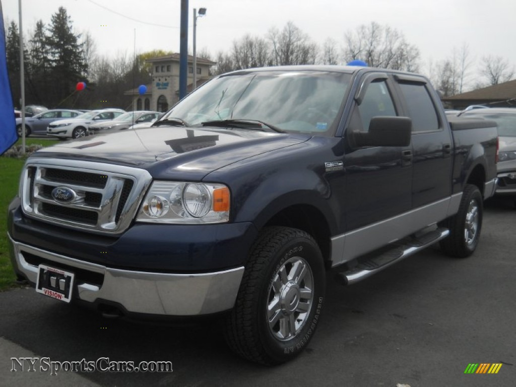 2008 F150 Xlt Supercrew 2008 F150 Xlt Supercrew 4x4