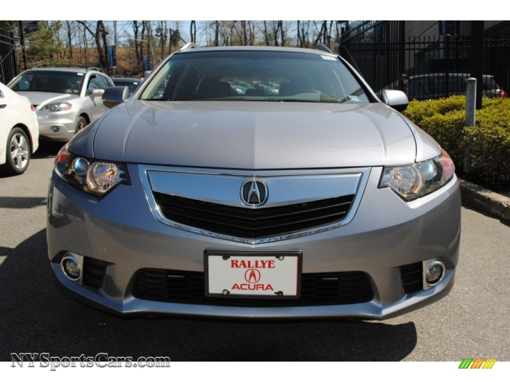 2012 acura tsx technology sport wagon in forged silver metallic photo 2 001467 nysportscars. Black Bedroom Furniture Sets. Home Design Ideas