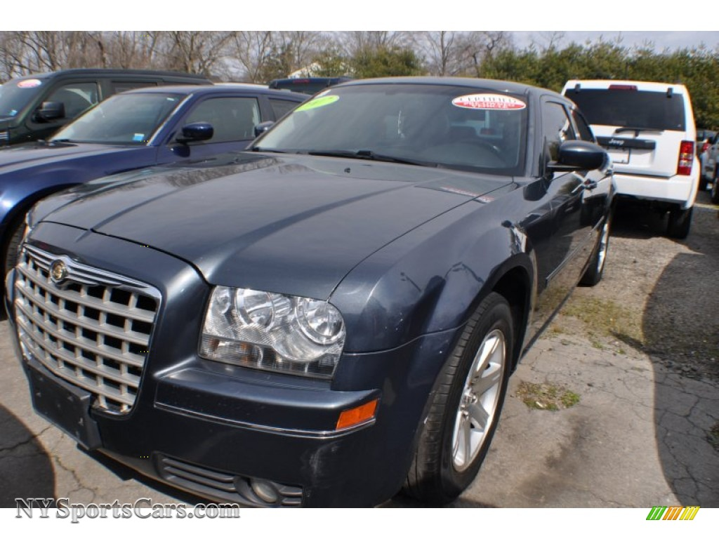 2007 chrysler 300 touring in steel blue metallic 718044. Black Bedroom Furniture Sets. Home Design Ideas