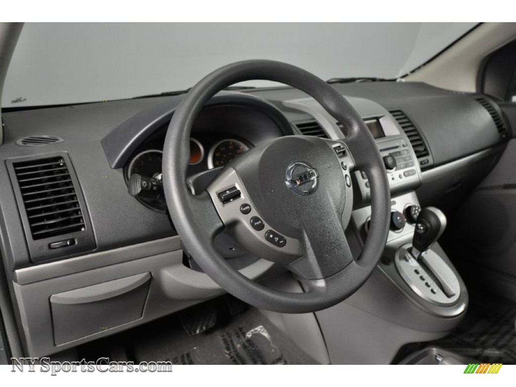 2009 Nissan Sentra 2.0 S in Magnetic Gray photo #11 ...