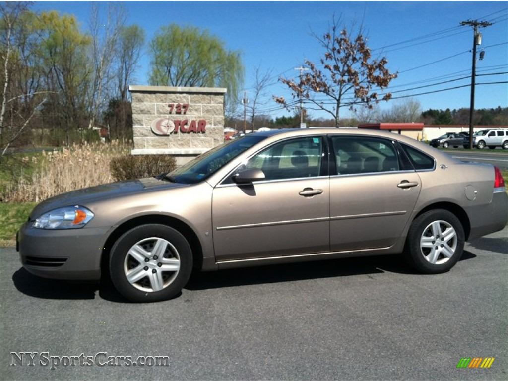 2006 chevrolet impala ls in amber bronze metallic 393221. Black Bedroom Furniture Sets. Home Design Ideas