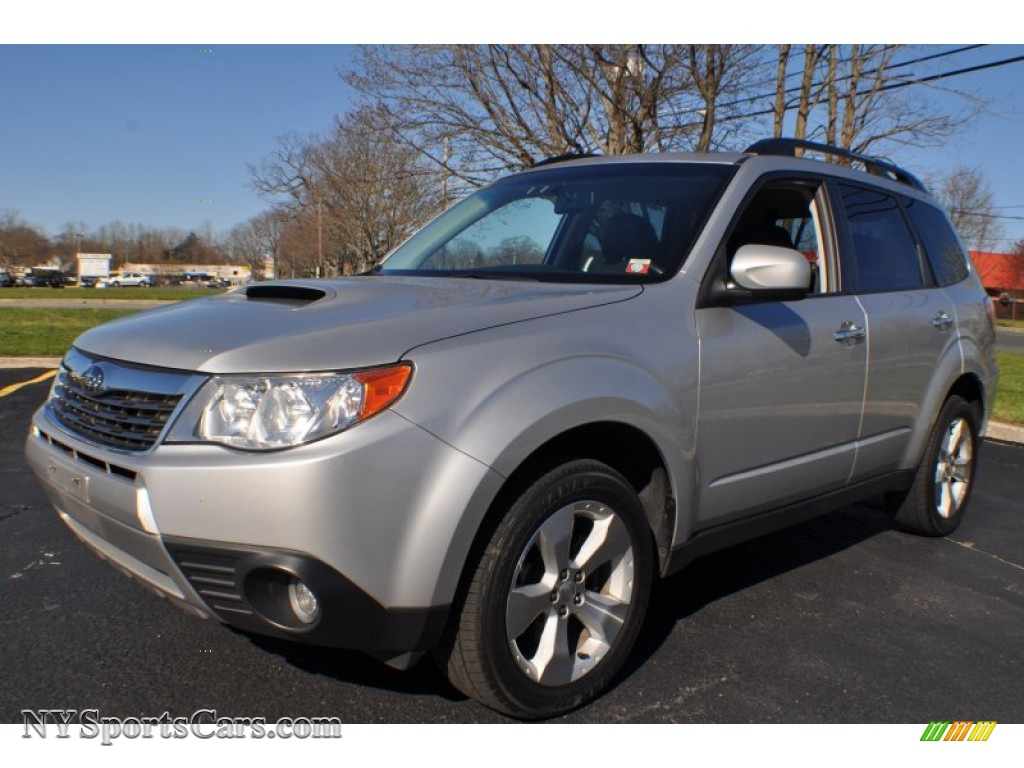 2010 Subaru Forester 2 5 Xt Limited In Spark Silver