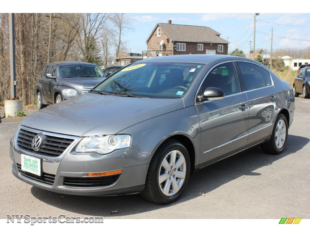 2006 volkswagen passat 2 0t sedan in united grey metallic 041681 cars for. Black Bedroom Furniture Sets. Home Design Ideas