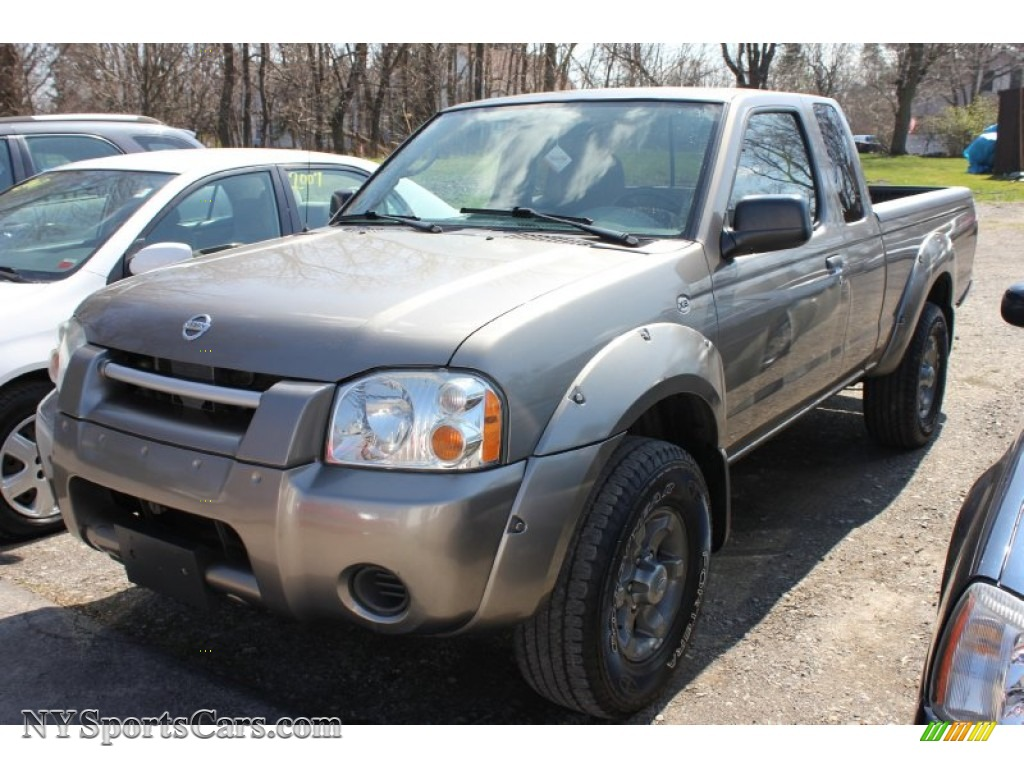 2004 nissan frontier xe v6 king cab 4x4 in granite metallic granite metallic gray nissan frontier xe v6 king cab 4x4 vanachro Images