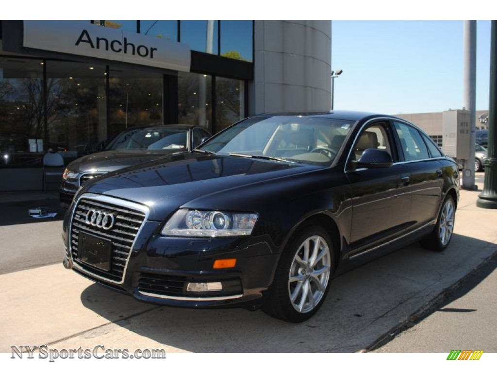 2009 audi a6 blue 200 interior and exterior images. Black Bedroom Furniture Sets. Home Design Ideas