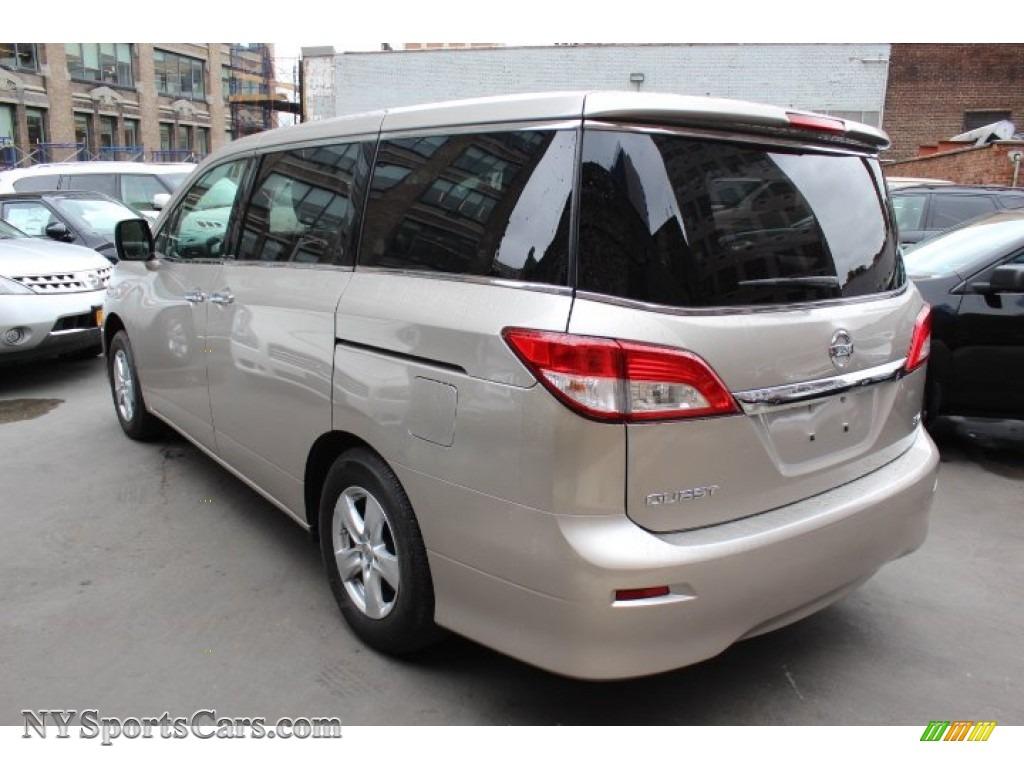 2011 nissan quest 3 5 sv in titanium beige photo 4 004518 cars for sale. Black Bedroom Furniture Sets. Home Design Ideas